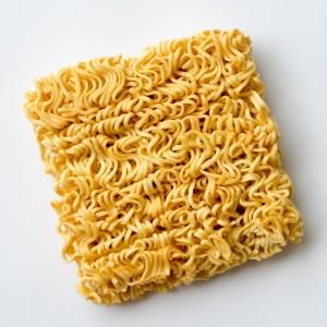 Mama instant noodle block